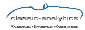 Bewertungspartner Oldtimer-Gutachten Classic-Analytics